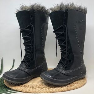 Sorel Cate The Great Snow Winter Waterproof Size 7
